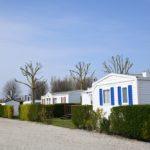 Emplacements mobile-home Camping Le Pré Fleuri Le Crotoy en Baie de Somme